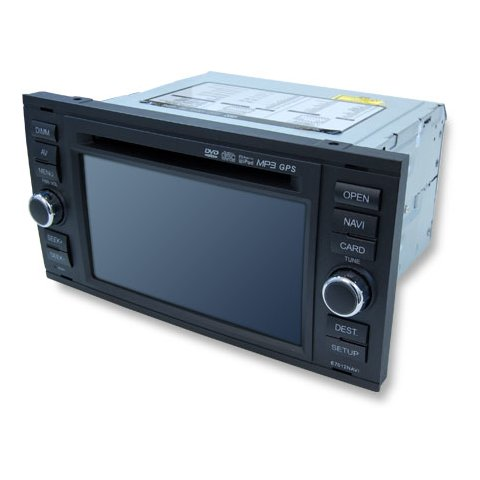 Мультимедійний навігаційний центр FlyAudio для Ford Focus Прев'ю 1
