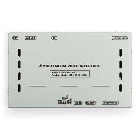 Автомобильный видеоинтерфейс GVIF для Buick / Opel / Chevrolet Превью 1
