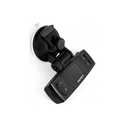 Автовидеорегистратор с монитором и G-датчиком Tenex DVR-510 FHD Превью 1