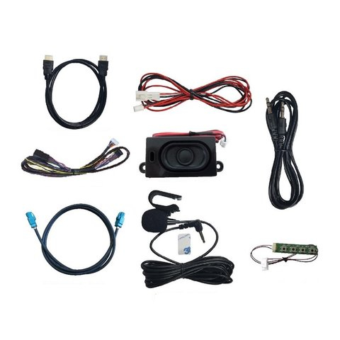 Video Interface for Mercedes-Benz with NTG 5.0/5.1 Multimedia System Preview 3