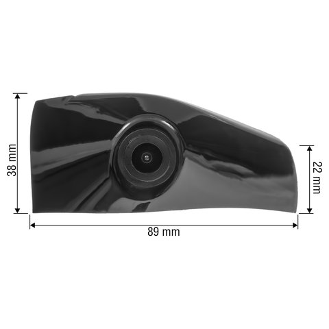 Front View Camera for Toyota Camry Normal Low Version 2018 YM Preview 1