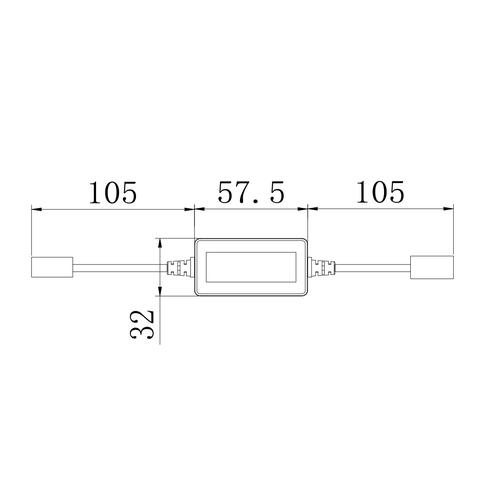 Адаптер CAN-шины для предотвращения ошибок ламп головного света UP-DE-H4 - Просмотр 2