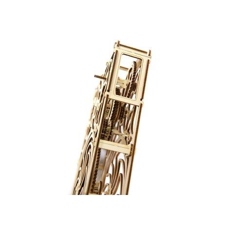 Дерев'яний механічний 3D-пазл Wooden.City Кінетична картина Прев'ю 3