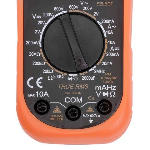 Цифровий мультиметр Accta AT-205 Прев'ю 7