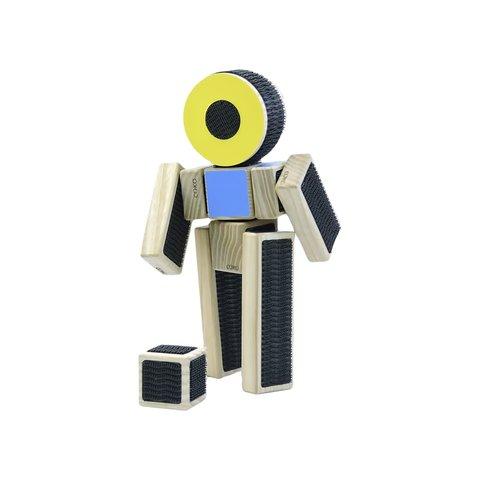Конструктор COKO Строительные кубики 14 Превью 10