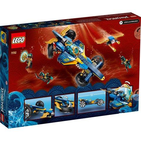 Конструктор LEGO NINJAGO Спидер-амфибия ниндзя 71752 Превью 9
