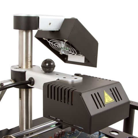 Infrared BGA Rework Station Jovy Systems RE-7550 - Preview 5