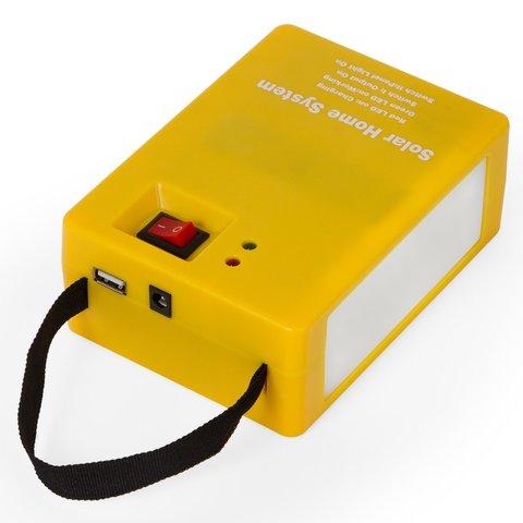 DC Portable Solar Power System, 3 W, 12 V / 3 Ah, Poly 18 V / 3 W Preview 2