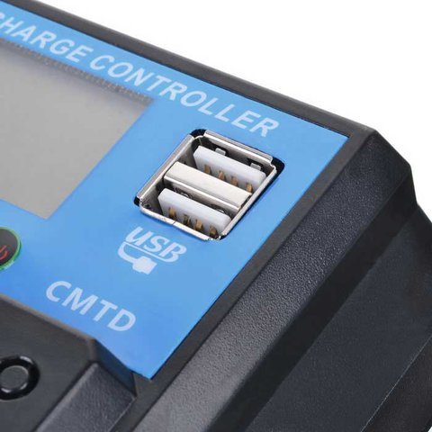 PVI-PWM-10A Solar Charge Controller (10 A) Preview 1