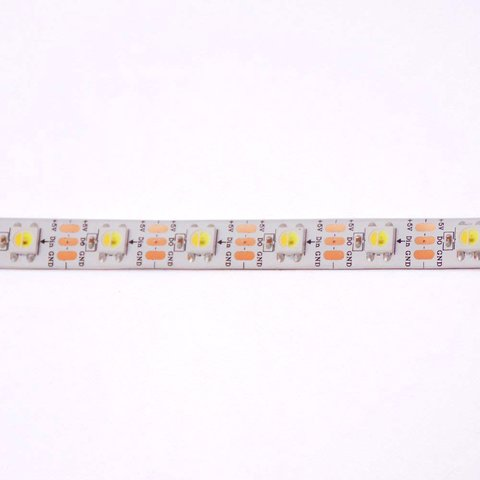 LED Strip SMD5050 SK6812 (1800-7000 K, white, with controls, IP65, 5 V, 60 LEDs/m, 5 m) Preview 1